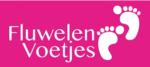 Fluwelevoetjes logo